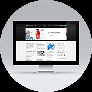 Smarti cambia veste e si presenta al mondo del web con il nuovo sito!