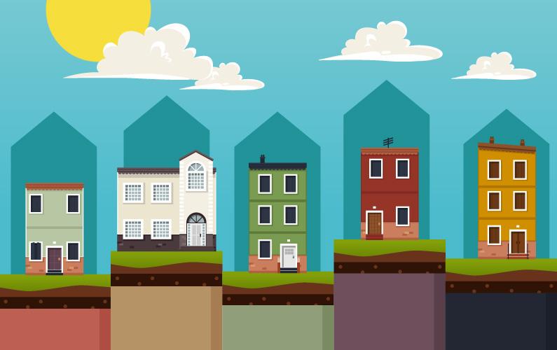 Brochure e rendering nel settore immobiliare